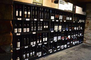 sevenhill cellar