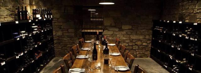 sevenhill hotel cellar