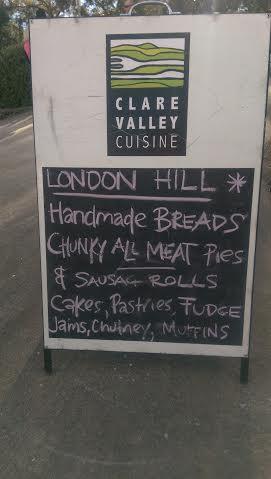London Hill board