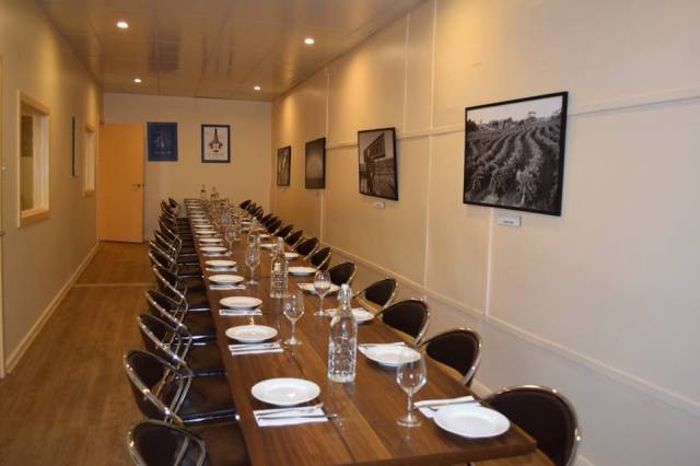 Indii of Clare function room