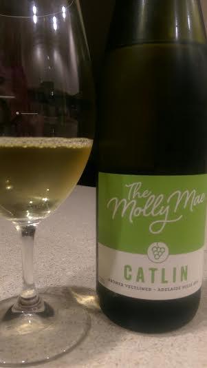 Catlin Wines Molly Mae Gruner Veltliner