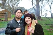 The Filipino & The Aussie