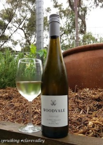WOODVALE 2015 WATERVALE RIESLING